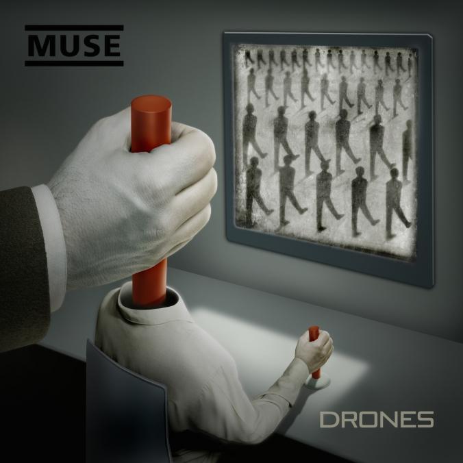 Le nouvel album de muse drones sera disponible le 8 juin 2015