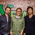 Interview de Matt et Dom sur XFM pour la sortie de Drones